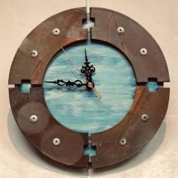 モザイク時計
