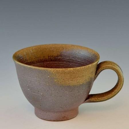 コーヒーカップ(朝顔)
