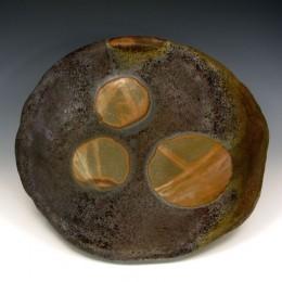 たたき丸皿